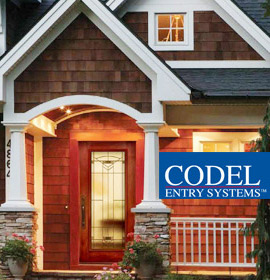 Codel Doors & Olympic Mountain Millwork Doors