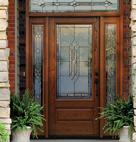 CLASSIC CRAFT OAK DOOR