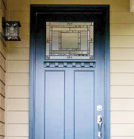 CODEL CRAFTSMAN DOORS