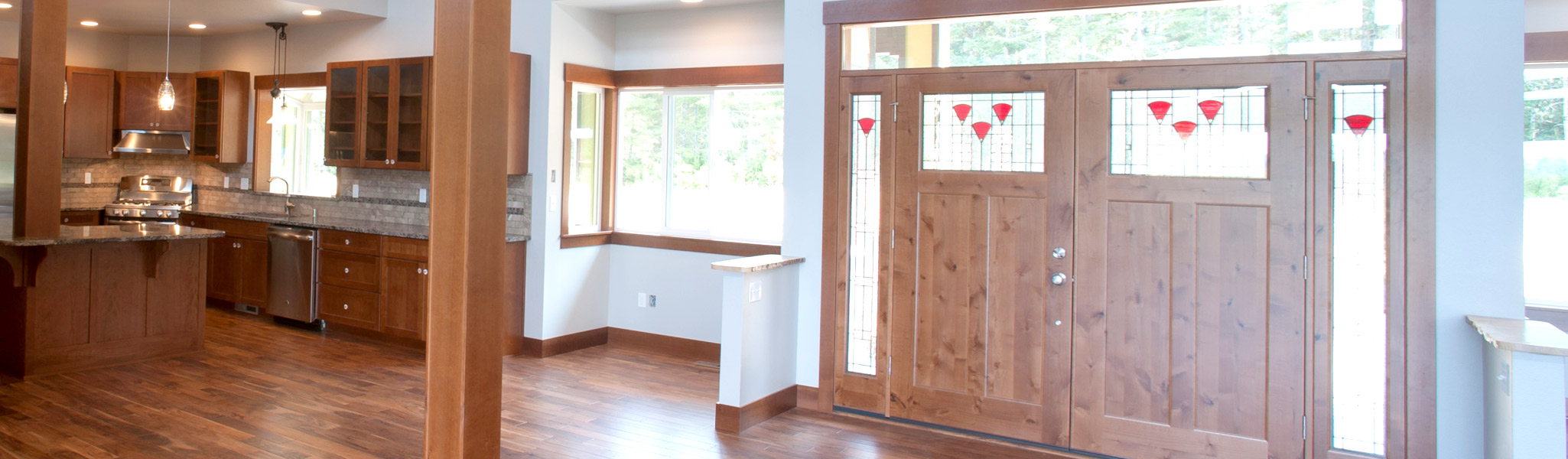 Olympic Mountain Millwork Doors