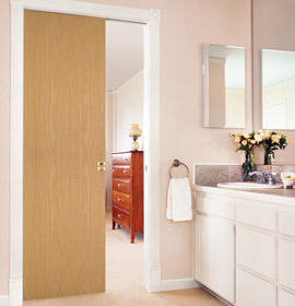 JeldWen Flush wood door