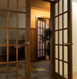 Lemieux French Door