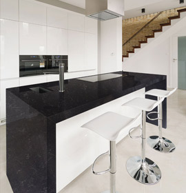 JAVA NOIR Counter tops