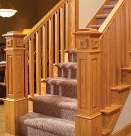 Olympic Millwork Stairs